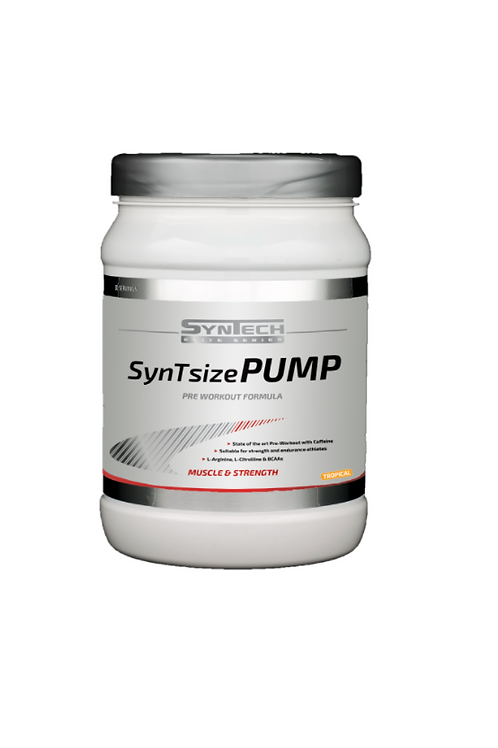 Syntech Syntsize PUMP Fruit Punch 600 g
