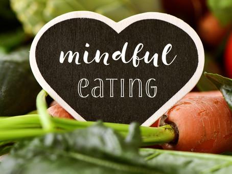 Lotte blogt: Mindful eating, hoe ga ik bewuster om met eten?
