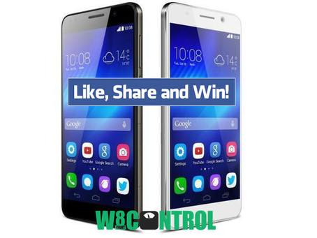 Valentijnsactie! Win een gloednieuwe smartphone (Huawei Y6 Black)