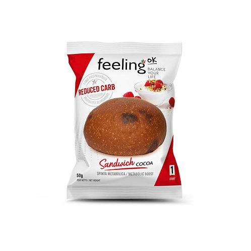 Feeling OK sandwich proteïnedieet winkel Turnhout W8CONTROL dieet