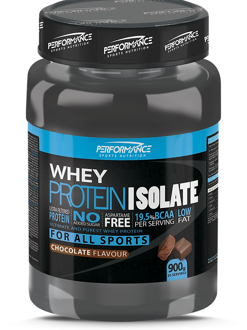 Performance Whey Isolate 900gr