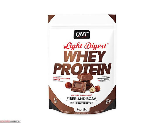Light Digest Whey Protein Shake NUTELLA (25 porties)