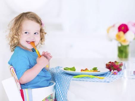 12 manieren om je kind gezond te maken voor het leven