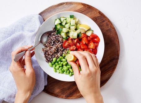 Een dieet is saai! Nee hoor!  Hoe breng ik variatie in mijn gezond voedingspatroon?