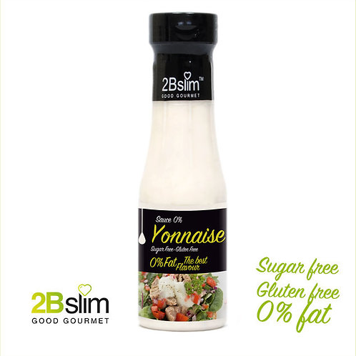 2B SLIM Good Gourmet Sauzen 250ml