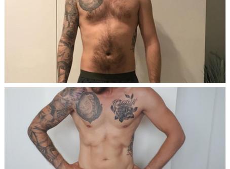 Koen blogt : Hoe kan jij ook jouw lichaam veranderen tot een summerbody op een half jaar tijd?