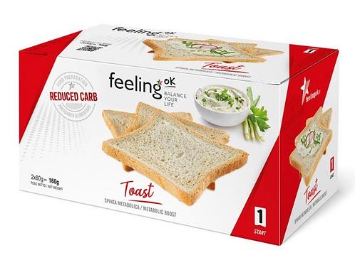 Feeling Ok Toast kopen bij Dieet winkel W8control Turnhout of Hoogstraten
