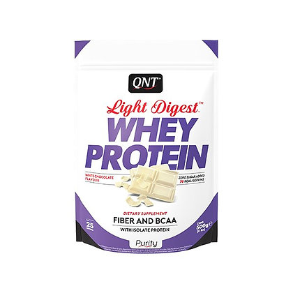 Light Digest Whey Protein Shake WITTE CHOCOLADE (25 porties)