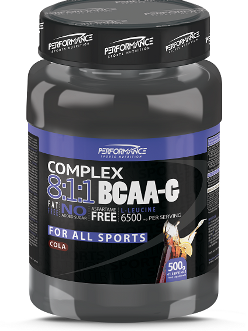 Performance Recovery BCAA - G Cola 500g