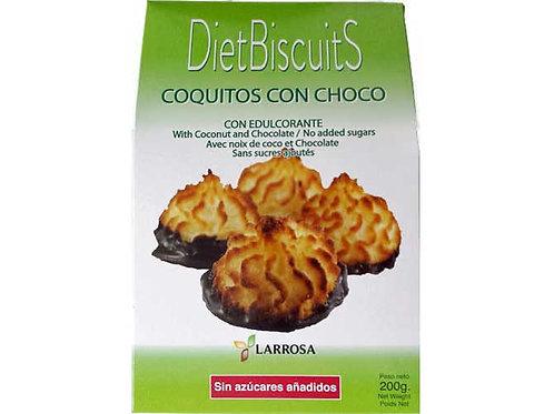 Chocolade Rochers met Kokossmaak (suikervrij)