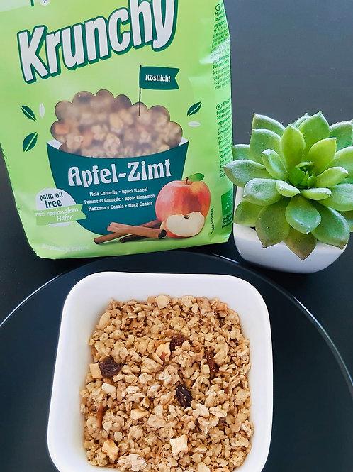 Barnhouse Krunchy Joy Appel Muesli voor jouw dieet kopen bij W8control Dieet Turnhout