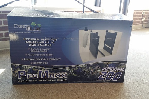 Deep Blue ProMaxx 200 Refugium