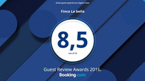 Finca Hotel La Bella Guest Review Awards 2016