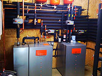 MCS Approved Ground Source Heat Pump For Sale In Hinckley