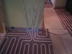 Under Floor Heating Manifold