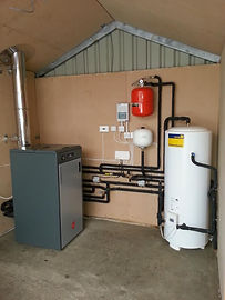 MCS Approved Pellet Boiler For RHI Payments