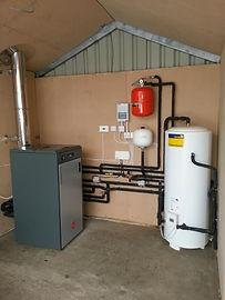 MCS Approved Pellet Boiler For RHI Payments