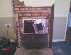 Structural Work Completed