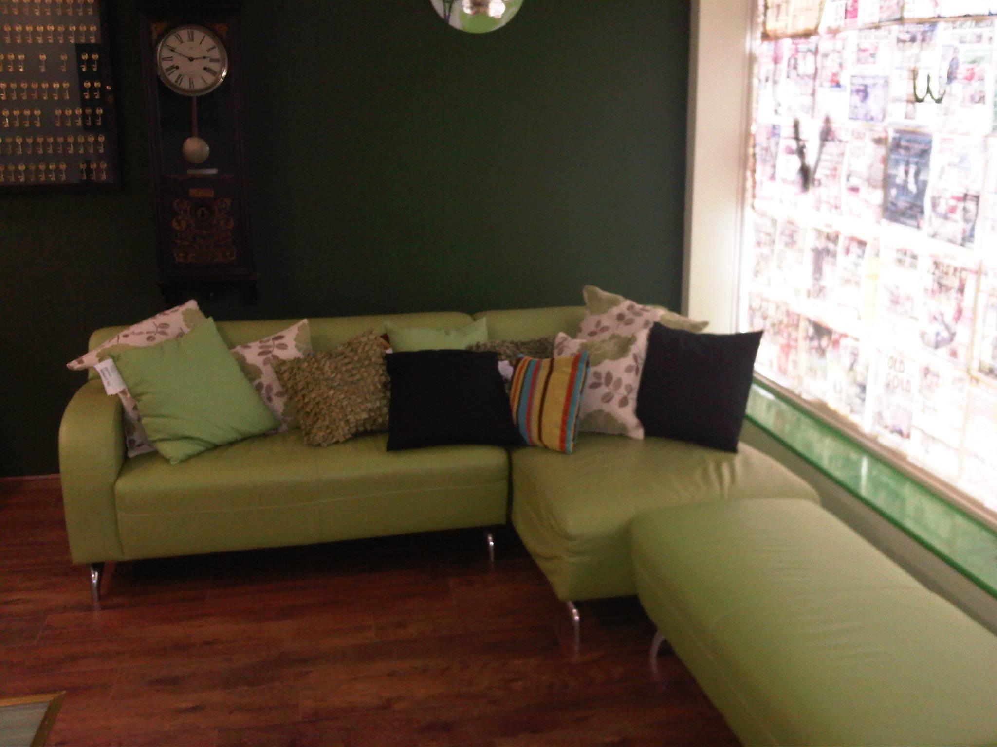 Client Waiting Area