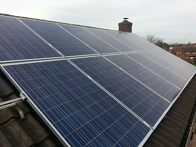 MCS Approved Photo-Voltaic (PV) Panels For Sale In Hinckley, Eligable For The Feed In Tariff (FIT)