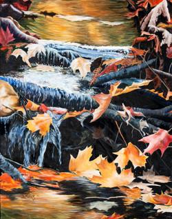Water In Fall