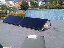 Solar Water Heating Panels For Sale In Hinckley, Heat Your Hot Water For Free In The Summer