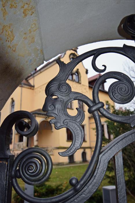 Tür Villa Rothermundt