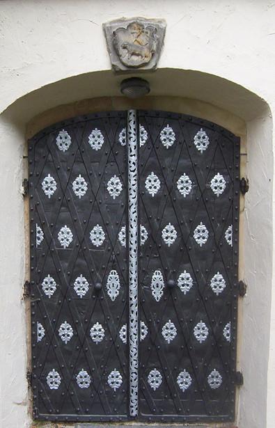 Tür Kloster Zittau