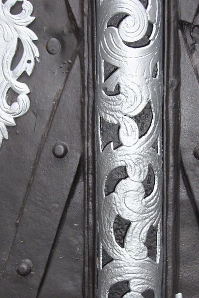 Tür Kloster Zittau Details