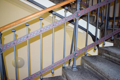 TU Dresden Geländer