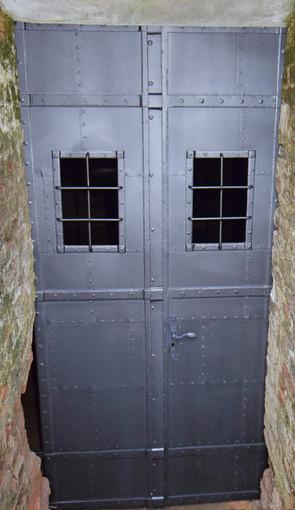 Tür Rittergut Olbernhau