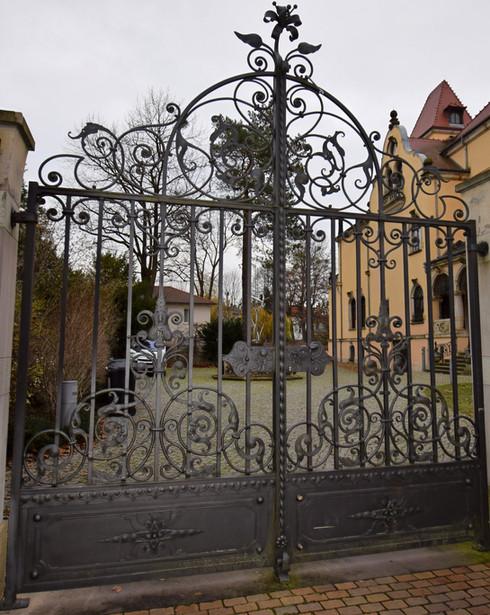 Tor Villa Rothermundt