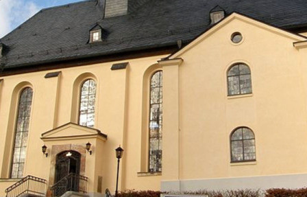 Festner Christuskirche Oelsnitz