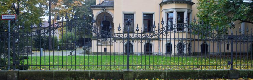 Zaun Villa Rothermundt