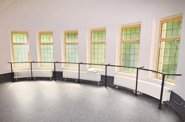 Brüstungsgeländer Kulturforum Synagoge Görlitz