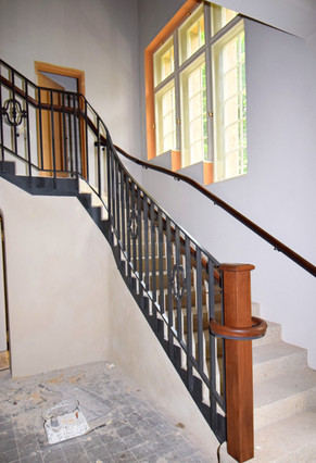 Treppengeländer Kulturforum Synagoge Görlitu