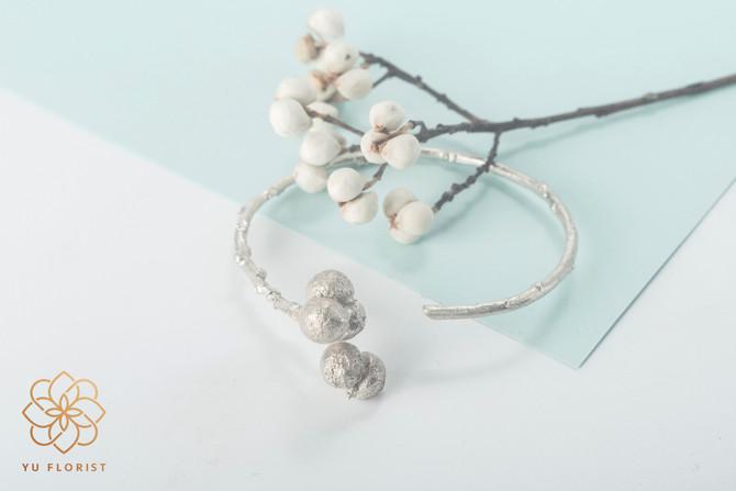 植物園系列丨藏在珠寶裡的大自然,冷凝時間的魔法