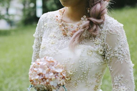 Hydrangea  繡球花影系列