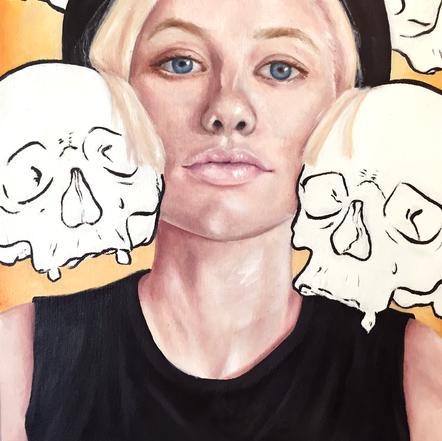Deadpan Portrait