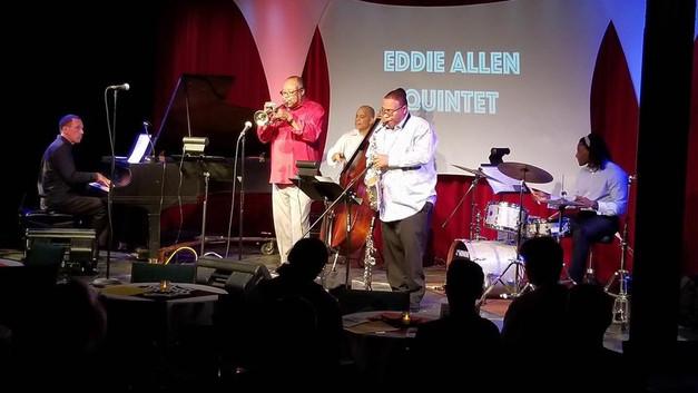 Jarrett w/ Eddie Allen Quintet