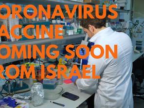 Israeli Lab Working on the Coronavirus Vaccine