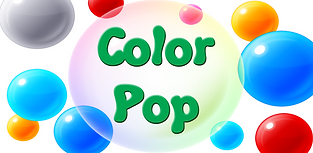 Color Pop Game Logo