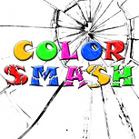 Color Smash Game Logo
