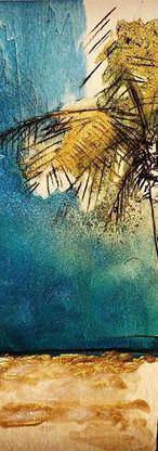 'Tropical state of mind' ....Palm tree i