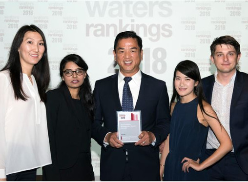 """The third year RiskVal wins """"Best Portfolio Management System Provider"""" in Waters Rankings 2018"""