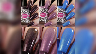 Glisten & Glow's 11 Year Anniversary Duo and March 2021 Polish of the Month