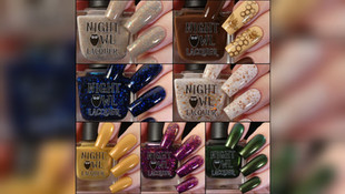 "Night Owl's Falltivities Collection, November COTM, &""Of a Feather"""