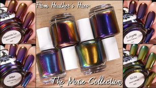 The Moxie Collection from Heather's Hues
