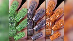 The Mystery Incorporated Trio by Glam Polish