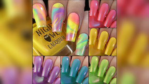 Night Owl Lacquer's 'Brighten Up' Collection